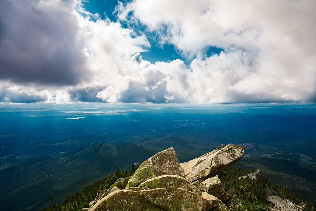 Mount Pilchuck Summit