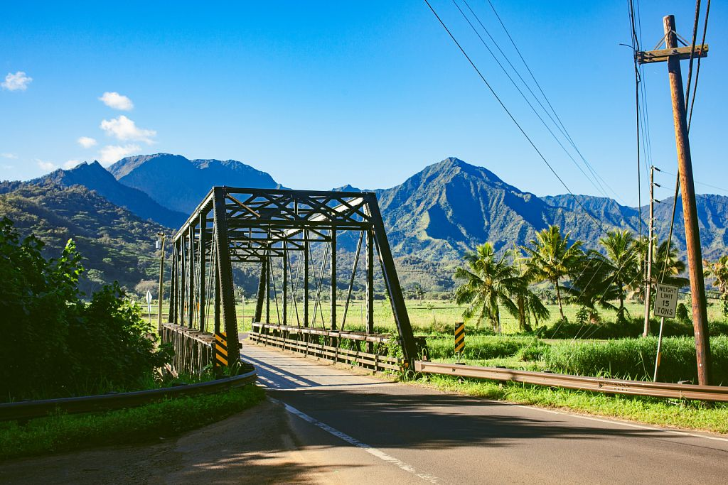 Princeville Bridge